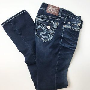 HYDRAULIC Bailey Micro Boot Jeans